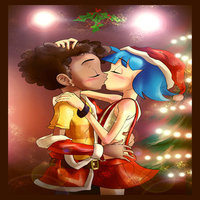 I_found_you_on_christmas_by_blackeraser